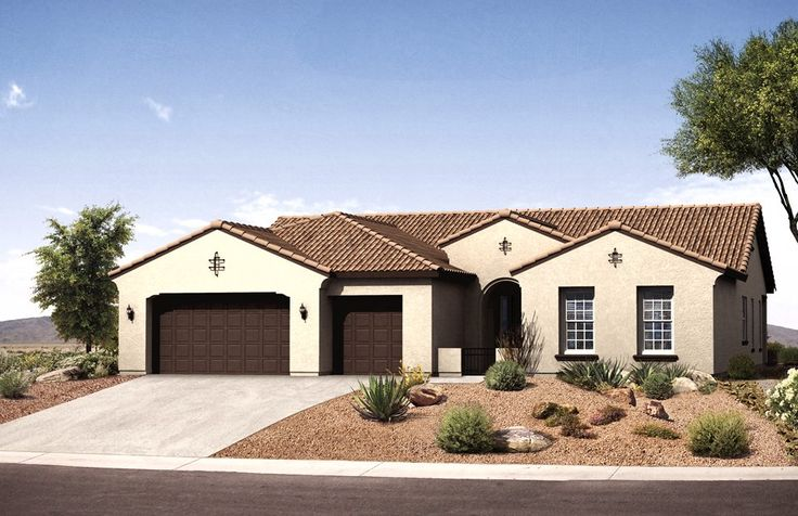 Front Yard In Colorado Desertscape Landscaping Ideas