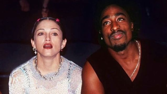 Madonna Files Emergency Court Order to Block Sale of Tupac Letter, Her Own DNA