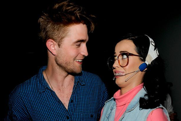 Rob and Katy have been close friends for years
