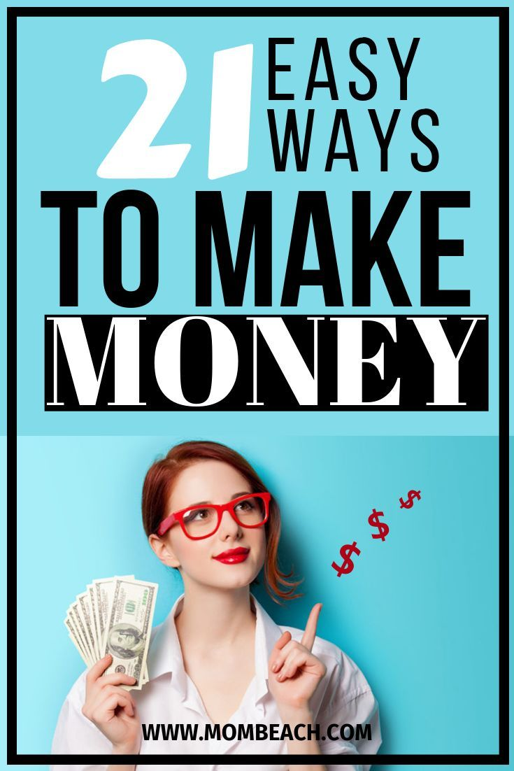 21 EASY WAYS TO MAKE MONEY WITHOUT SPENDING! – Millennial In Debt