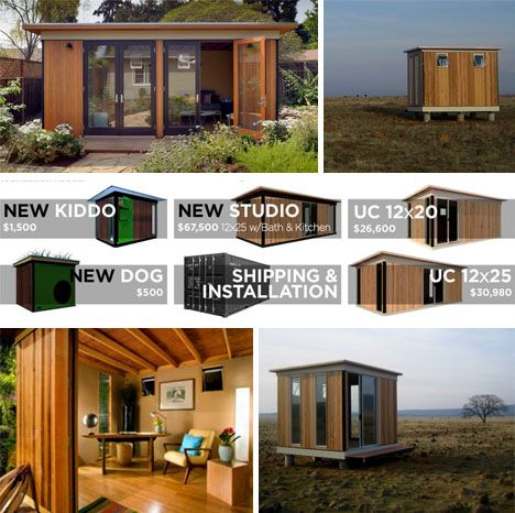 Good Small Portable Home Additions Or Movable But Permanent Small Structures.