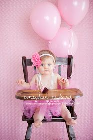Cs First Bday Photoshoot
