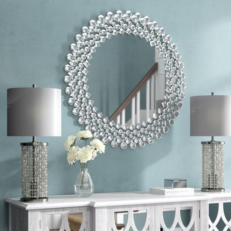 Mirror Wall, Crystal Wall