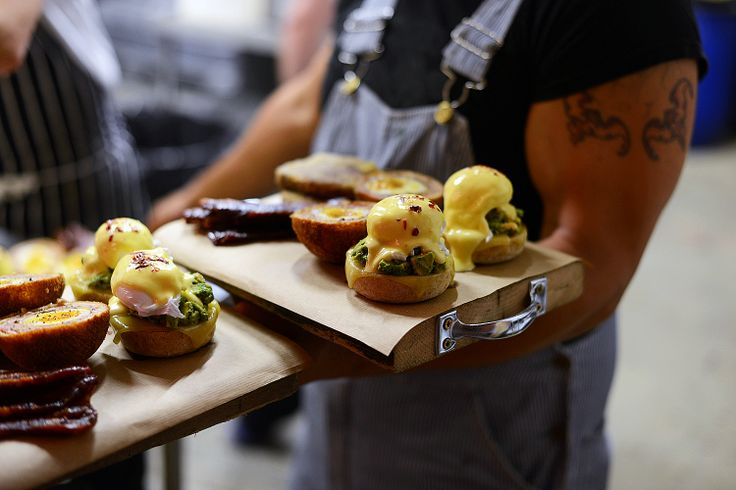 Rescue Brunch boards. photo by thegaztronome #RescueBrunch