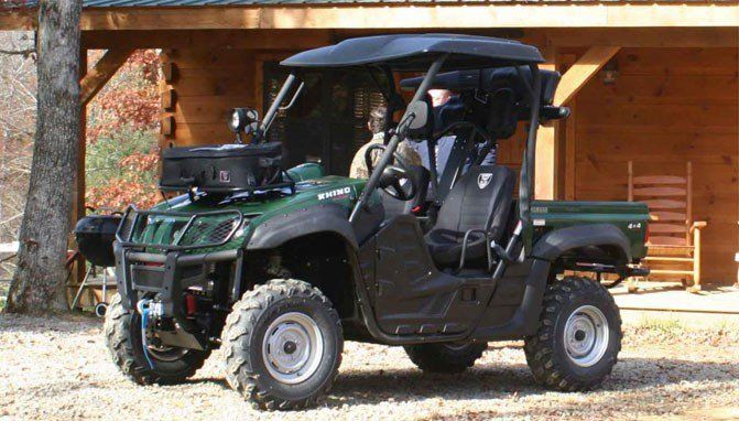 Why is My UTV Making Weird Noises When I Turn? - ATV.com ATV AnswerMan helps out a Yamaha Rhino 660 owner