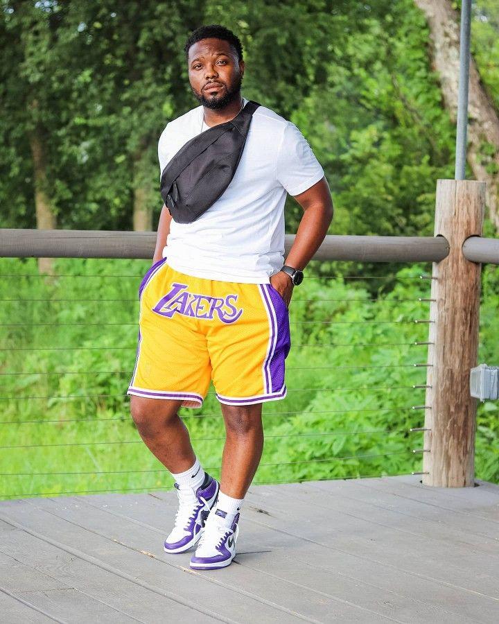Air Jordan 1 Court Purple 2.0 Outfit