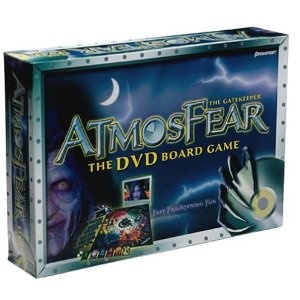 Atmosfear.... awsome game from back in the day.. but it was vhs back then