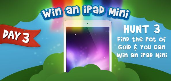 Bargainmoose iPad mini giveaway Part 3