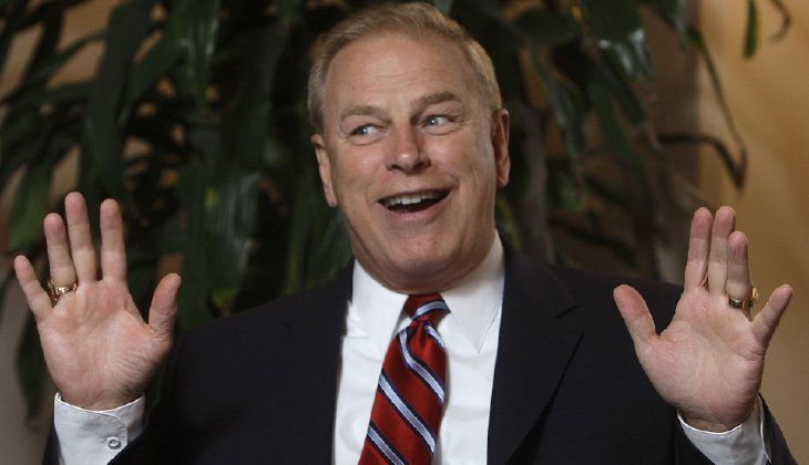 Ohio Senate candidate Ted Strickland joked about the death of Supreme Court Justice Scalia