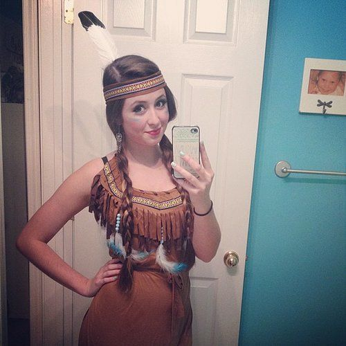 Tiger Lily From Peter Pan