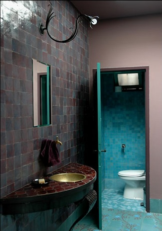231 best images about terracotta tile zellige on for Emery cie carrelage