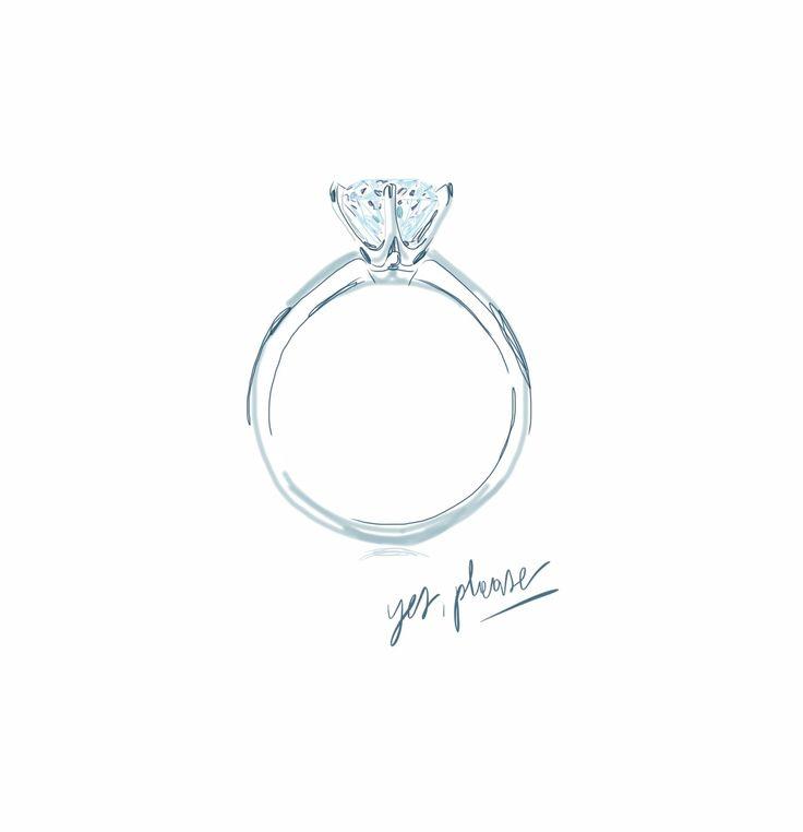 Diamond Ring Illustration | www.pixshark.com - Images ...