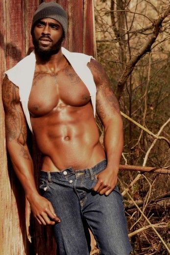 Eye Candy: Model and Actor Travis Cure