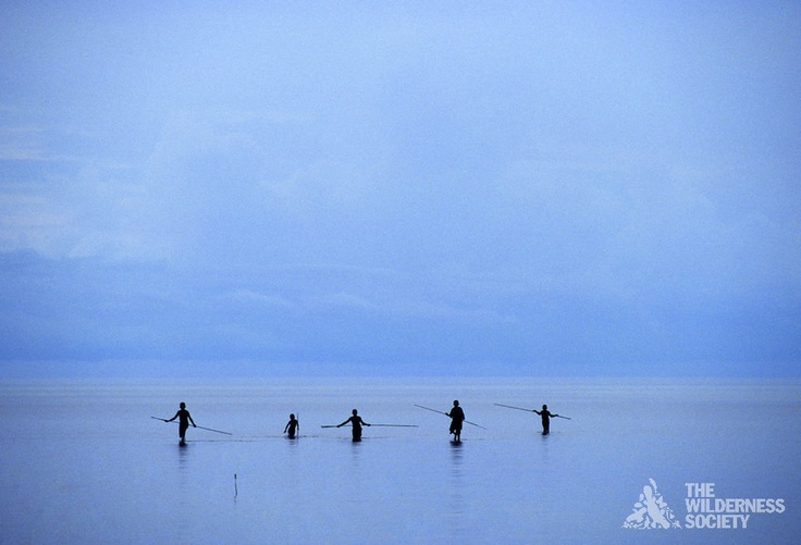 Aboriginal boys fishing near Hopevale. Photographer: Kerry Trapnell