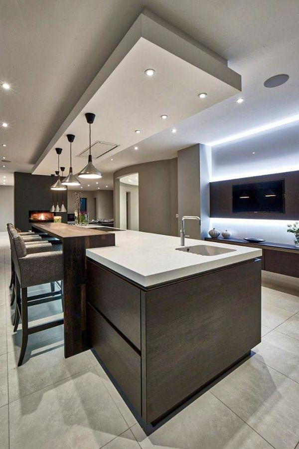 47 Luxury And Large Kitchen Design Inspiration And Ideas 2020 Part 6 Dream Kitchens Design Modern Kitchen Design Best Kitchen Designs