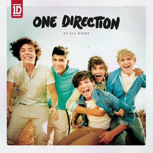 One Direction: Up all night - 2011.