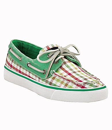Sperry Top-Sider Women´s Bahama 2-Eye Boat Shoes $49  So cute for spring and summer!