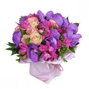 OK Google флористический букет из орхидей - Поиск в Google