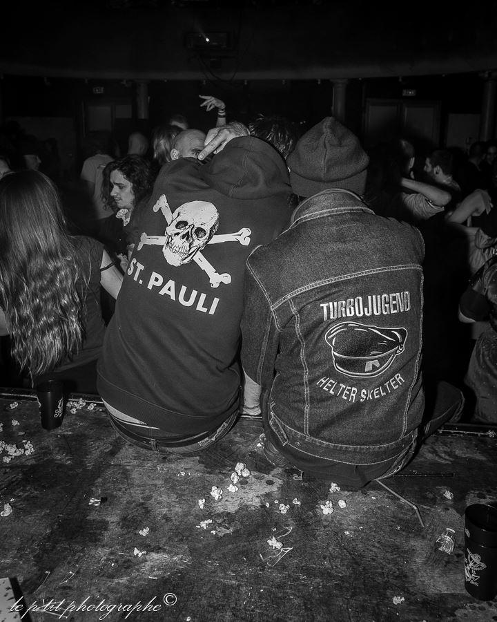 St Pauli x Turbonegro