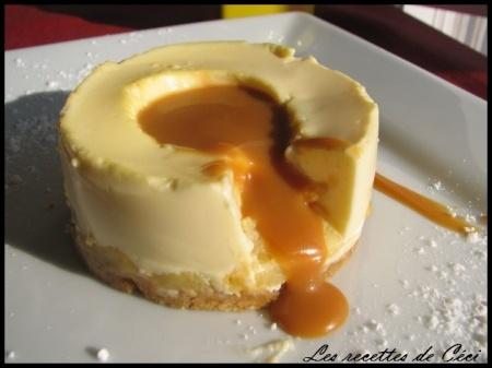 Recette entremets mousse vanillé au mascarpone par Cecilia : Un délice de gourmandises aux saveurs de la Bretagne..Ingrédients : sucre, noix, pomme, beurre, palet breton