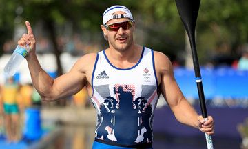 Liam Heath Takes GB Gold Medal Tally To 25 With His Single 200m Sprint Win