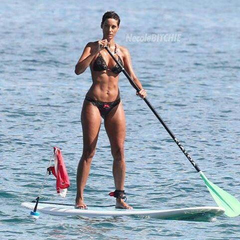 Nicole Murphy 45 and fit #weightlossbeforeandafter