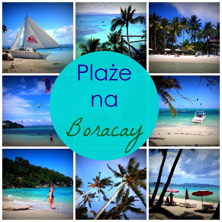 Najpiekniejsze plaże na Filipinach- Boracay część 1.