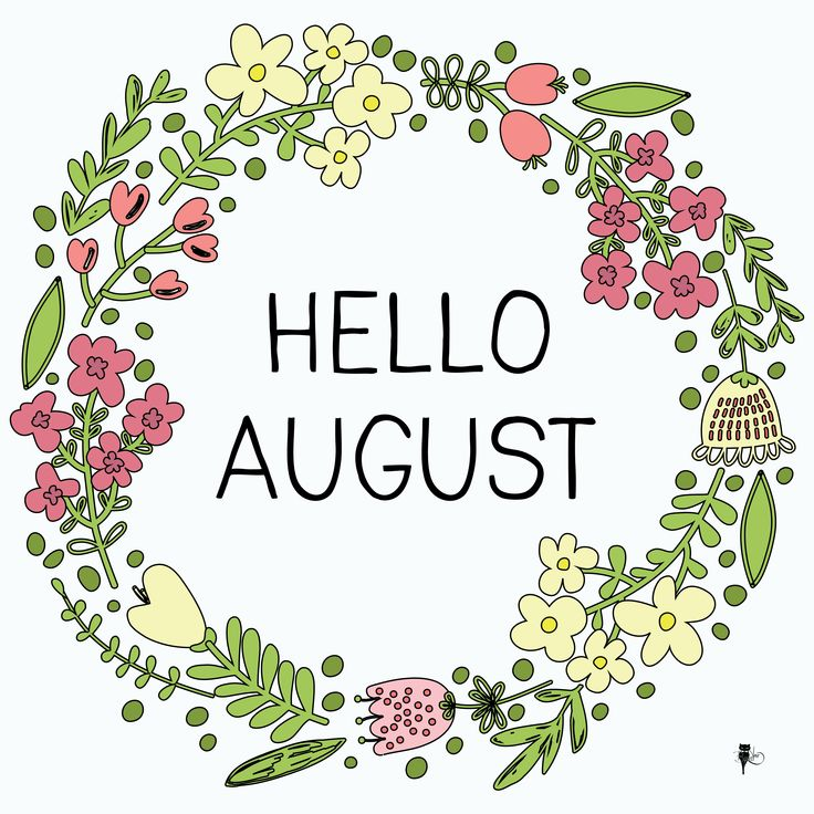 Clip Art Calendar August : Best months of the year ️ images on pinterest hello