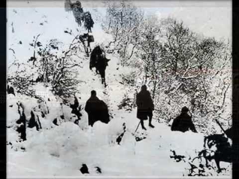 Μοιρολόι Ηπειρώτικο (28η Οκτωβρίου 1940 - Τιμής Ένεκεν) - YouTube