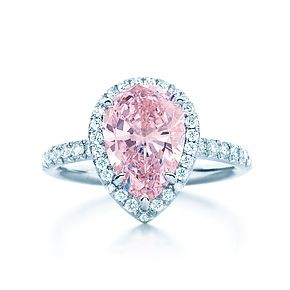 in my dreams!!! but oh to dream!: Pink Diamond Ring, Diamond Rings, Dream, Wedding, Jewelry, Pink Diamonds, Engagement Rings