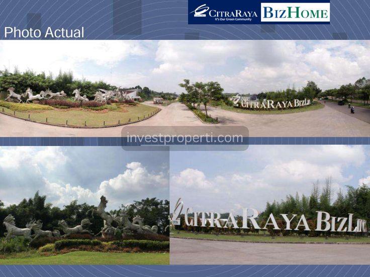 Foto Actual CitraRaya BizLink TigaRaksa Tangerang.