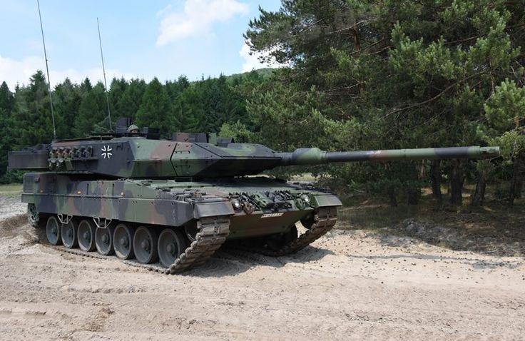 Modern Military Tanks