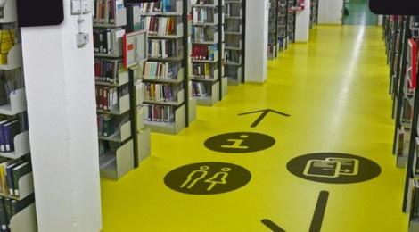 Universitätsbibliothek Informations- und Orientierungssystem Münster, Deutschland