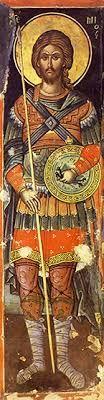 saint artemios icon - Google zoeken