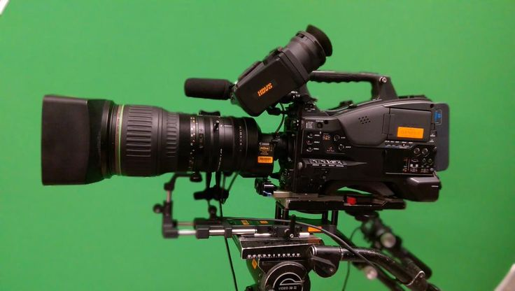 Canon HJ40 one a PXW-X500 camera! Weighs a tonne!