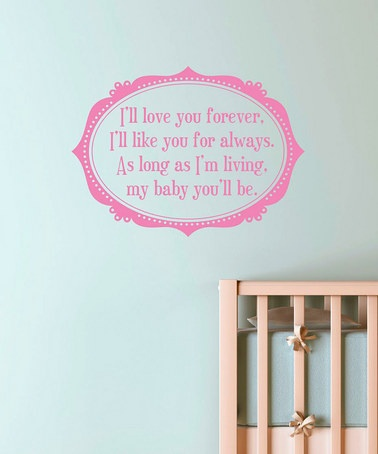 <3: Baby Loveee, Baby Brooks, Wall Quotes, Alison S Baby, Baby Rooms, Baby Miller, Baby In