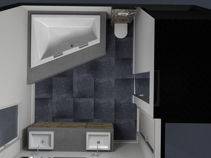 Cleopatra Whirlpool badkamer Nijmegen - De Eerste Kamer