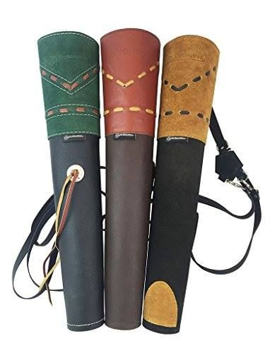 Shop https://goo.gl/XfZ653   ArcheryMax Traditional High-grade Handmade Cow Leather Back Arrow Pot QuiverThree Fixed-back Archery Product for Hunting(19.7 Inches)    Price 55.99   Go to Store https://goo.gl/XfZ653  #Archery #ArcheryMax #Arrow #Cow #Fixedback #Handmade #Highgrade #Hunting197 #Inches #Leather #Pot #Product #QuiverThree #Traditional