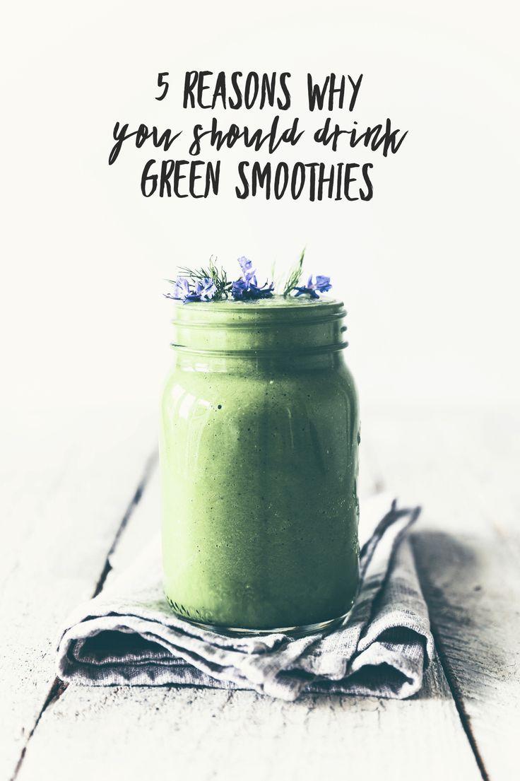 Warum bekommen grüne Smoothies so viel Hype? Informieren Sie sich über die Vorteile von Inkorporati …   – Drink Recipes