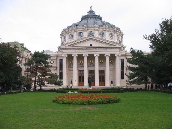 Romanian Athenaeum (Ateneul Roman) - Amazing architecture, good for symphonies, concerts.