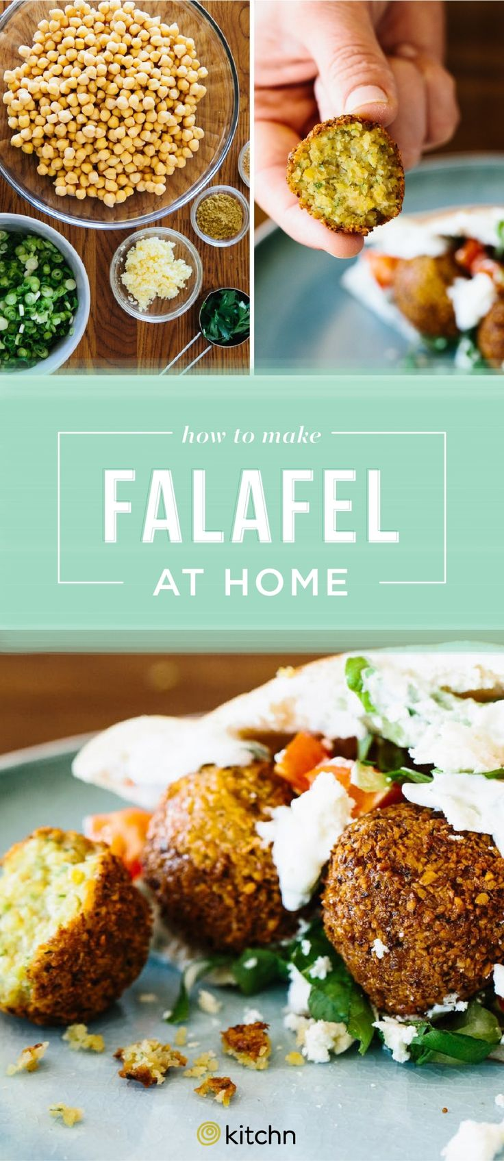 How To Make The Best Falafel At Home