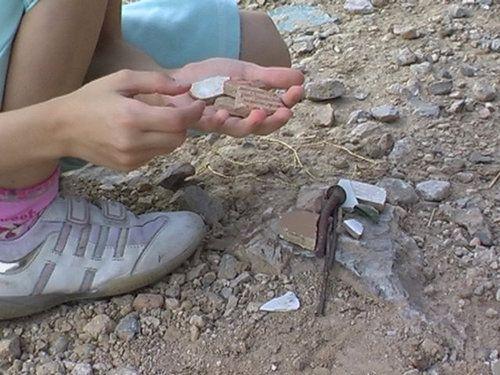 Μετά το σερβιτορείο, ήρθε και το αρχαιολογείο ...