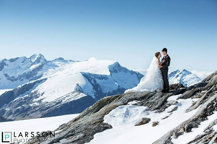 Latest pics from a Wanaka heli wedding. Road to Beauty. Hair and Makeup.