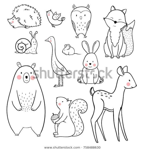 Suchen Sie nach Linear Vector Childrens Illustrati…