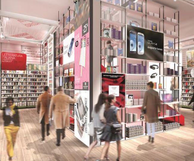 Mondadori Megastore - via San Pietro all'Orto 11 Milano - Migliore + Servetto architects