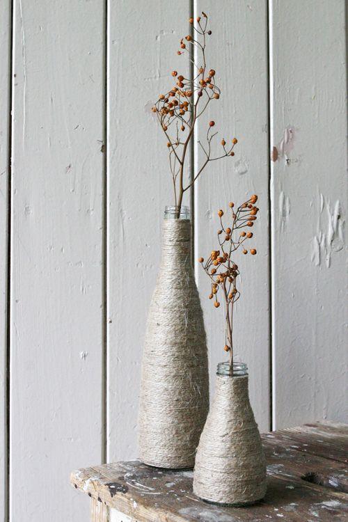 211 besten kreativ ideen bilder auf pinterest bastelei - Groaye glasvase dekorieren ...