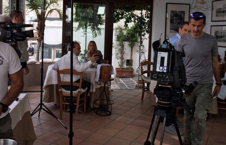 """Sereno variabile"" a Ischia, l'isola verde raccontata in tv"