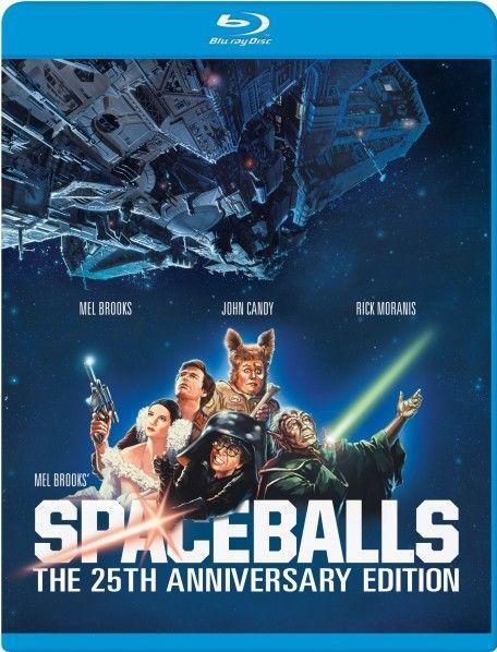 Spaceballs Blu-ray: 25th Anniversary Edition: Spaceb 25Th, Bluray 25Th, Anniversaries Editing, Editing Bluray, 25Th Anniversaries, Movie, Spaceb Bluray, 25Th Anniversary, Bluray Collection