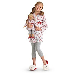 American Girl® : Coconut PJ Collection for Girls and Dolls for Loralei