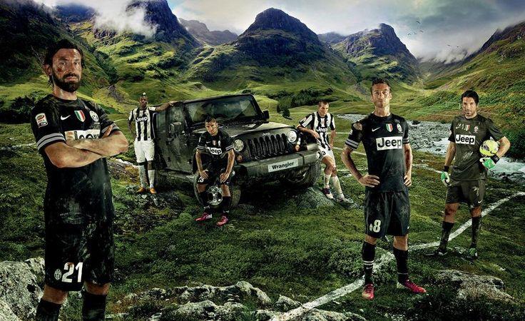 فيديو: نجوم نادى يوفينتوس أبطال اعلان جيب الجديد | السيارات | ارابيا #Jeep #Juventus